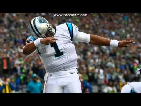 Cam Newton is a Thug ! Carolina Panthers Qb Cam Newton Dab