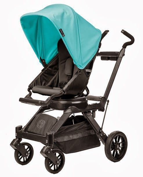 New color features for the Orbit Baby G3.