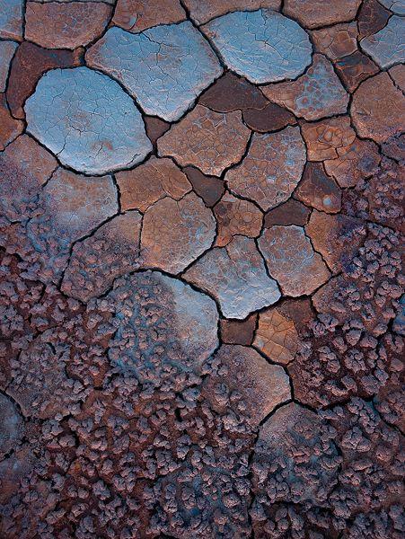 """""""Something on the Desert"""" Alvord Desert, Oregon - photo by Marc Adamus"""