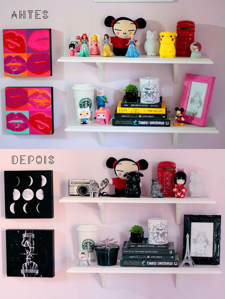 Meninices da Vida: Como mudar a decoração gastando pouco