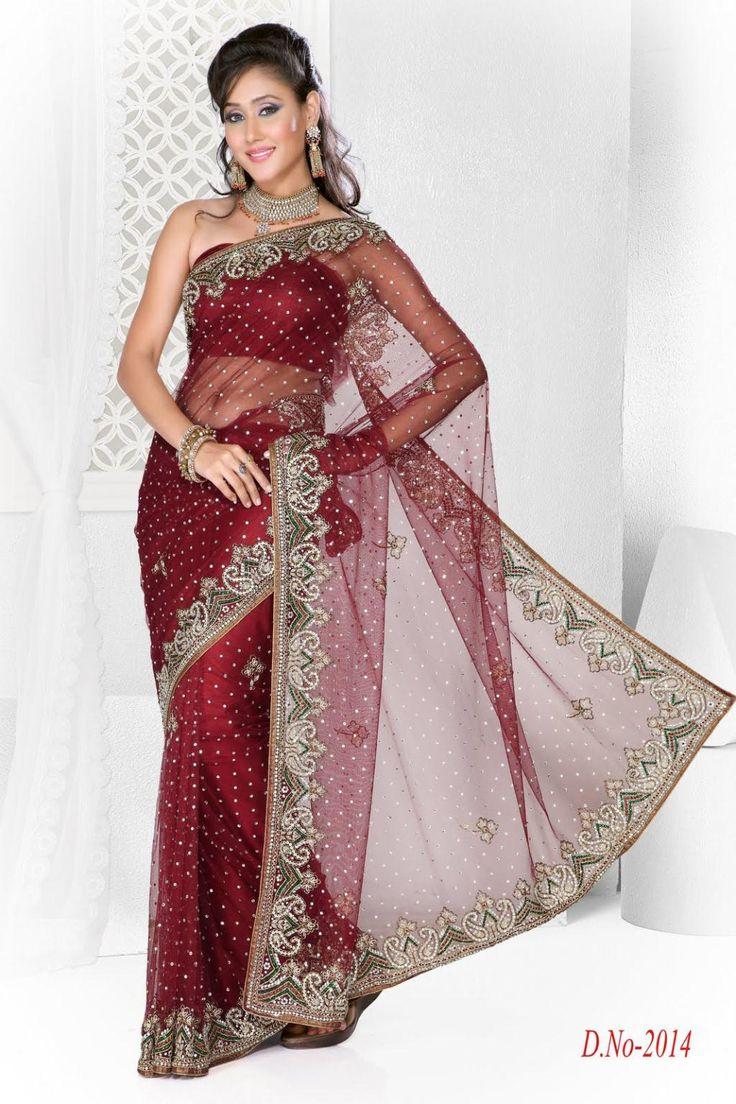 15 besten Saree Bilder auf Pinterest | Hochzeitskleider, Indische ...