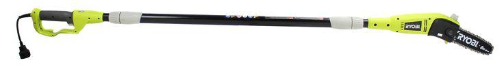 "Ryobi RY43160 6 Amp 8"" Electric Corded 9FT Pole Saw / (Refurbished) RY43160-RB,    #Ryobi Chainsaws"