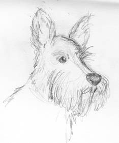 1000+ Images About Scottie Dogs Clip Art. Graphics Line Drawings On Pinterest | Scottie Dogs ...