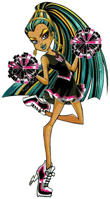 43 best images about nefera de nile on pinterest monster high swim and dads - Nefera de nile ...