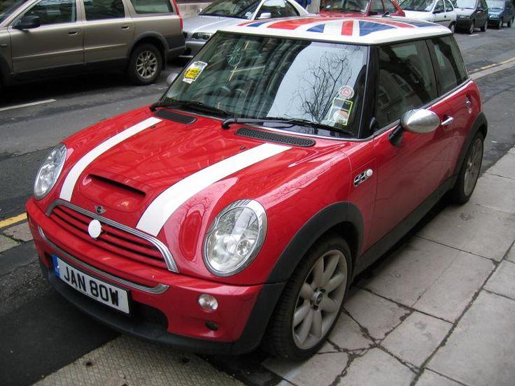 British Mini Cooper ;)