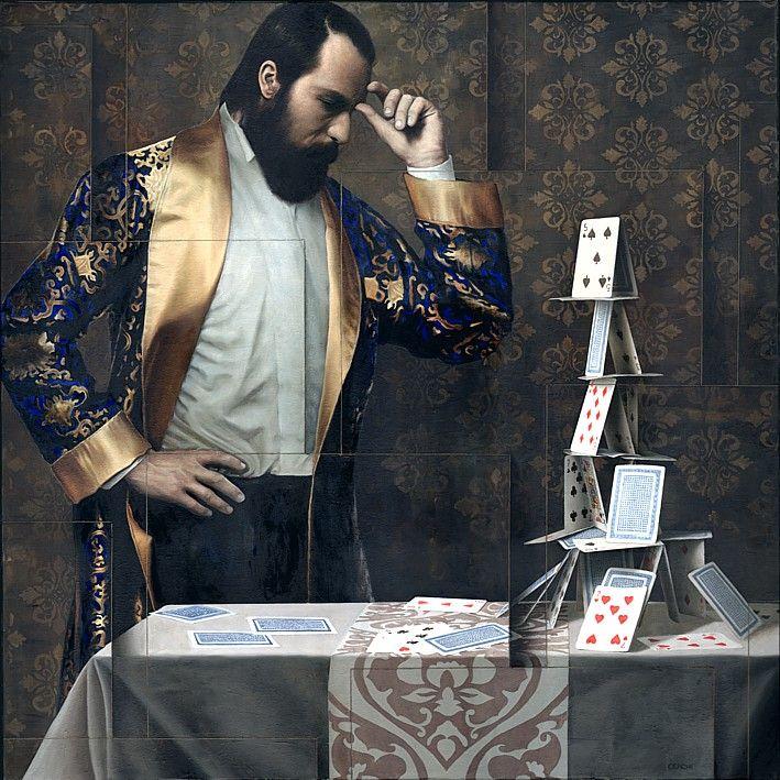 Sergio Cerchi - The Magician