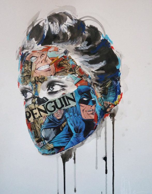 Meet the Artist: Sandra Chevrier