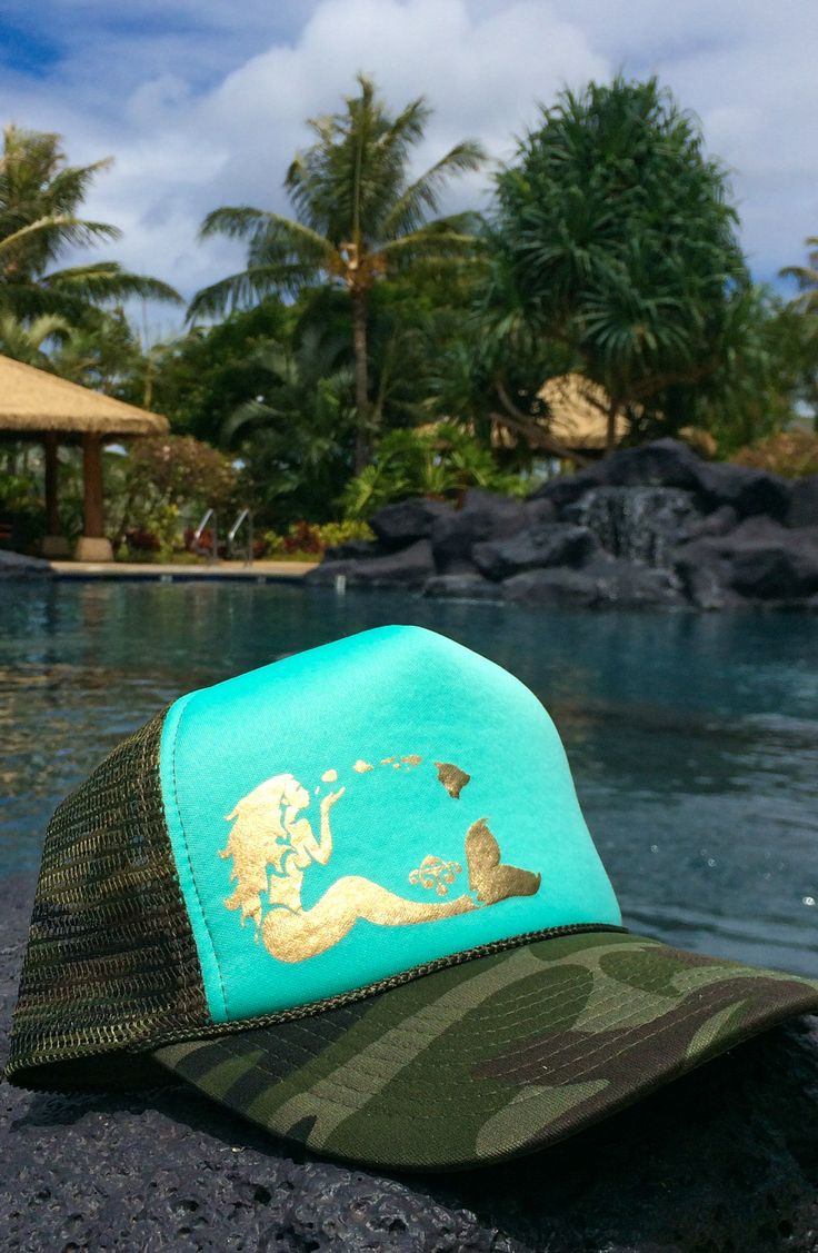 Limited Hawaiian Mermaid Hats perfect for all your mermaid adventures! These are going fast! Don't miss out, click the image to purchase.
