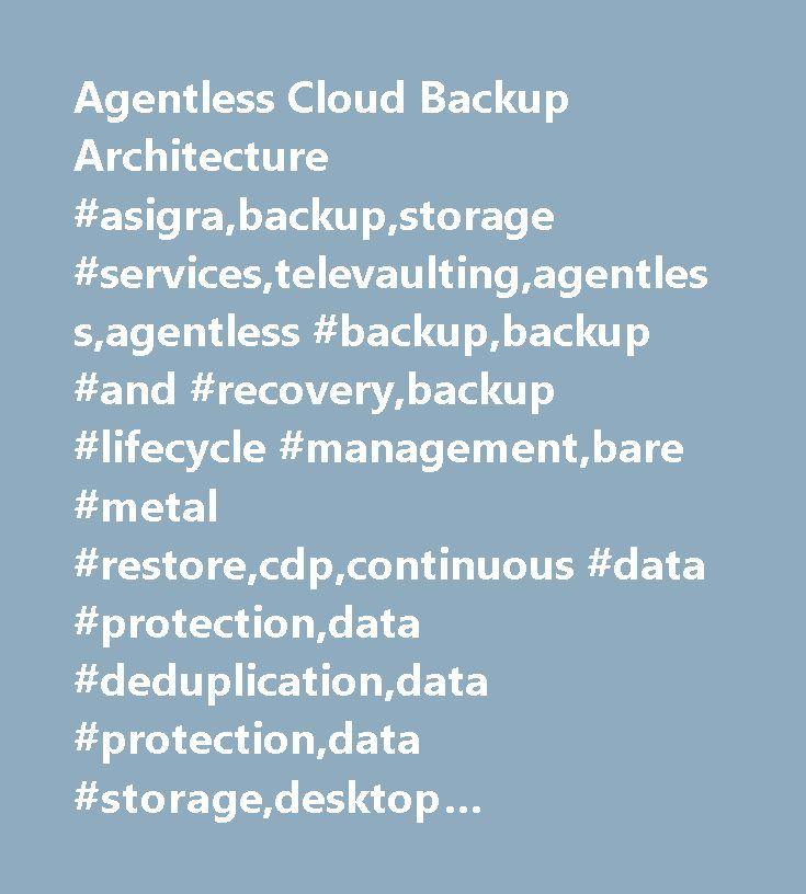 Agentless Cloud Backup Architecture #asigra,backup,storage #services,televaulting,agentless,agentless #backup,backup #and #recovery,backup #lifecycle #management,bare #metal #restore,cdp,continuous #data #protection,data #deduplication,data #protection,data #storage,desktop #backup,email #backup,incremental #backup,laptop #backup,message #level #restore,offsite #backup,online #backup…