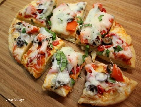 ... Cottage: Summer Grilling: Pizza | Pizza, Burgers, Wraps & Sandw