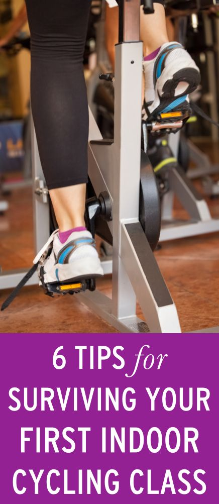 How to Survive Your First Indoor Cycling ClassThe Nutrition Twins