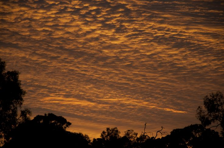 Sunrise over Teesdale