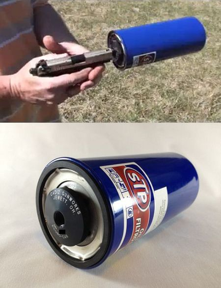 22 Best Images About Celebs Close Up On Pinterest: Econo Can. $75 Adapter That Turns An Oil Filter Into A