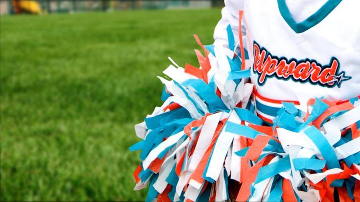 Youth Cheerleading Programs - Upward Sports