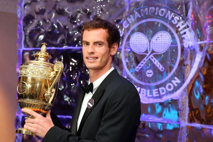 Andy Murray Celebrates 'Pinnacle' Of Tennis Career With Mum And Dad