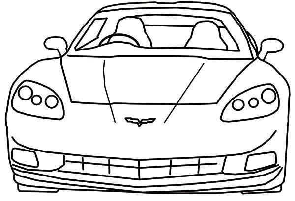 Corvette Cars Luxurious Corvette Cars Coloring Pages Cars Coloring Pages Sports Coloring Pages Coloring Pages
