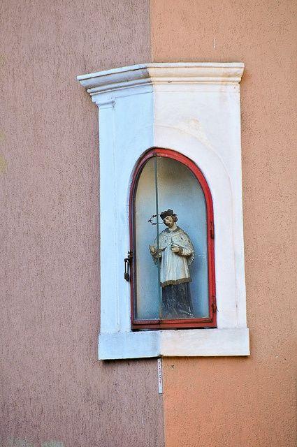 catholic wayside | Verbano-Cusio-Ossola, Italy