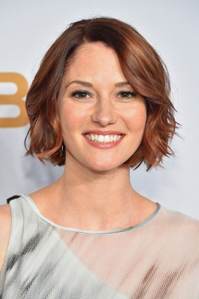 Chyler Leigh Photos - Actress Chyler Leigh attends the 2015 CBS Upfront at The Tent at Lincoln Center on May 13, 2015 in New York City. - 2015 CBS Upfronts - Arrivals