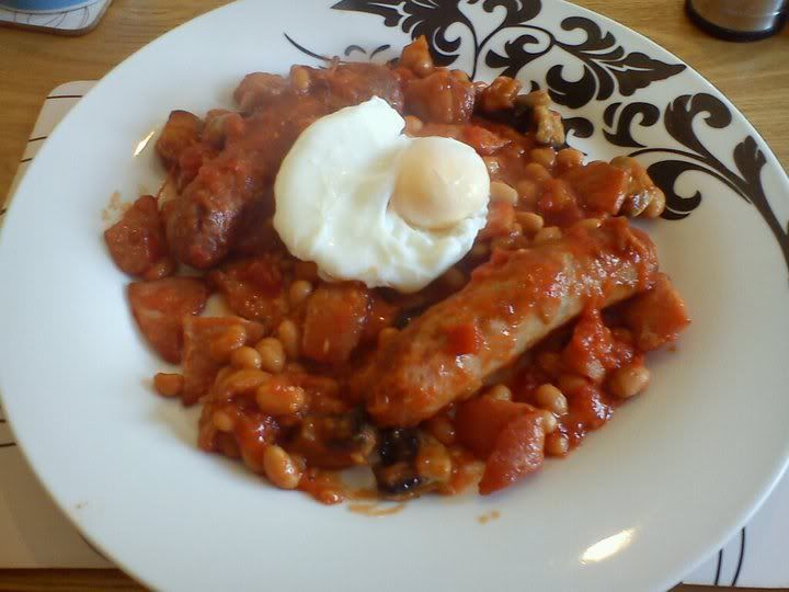 ♥ Actifry Full English Breakfast ♥