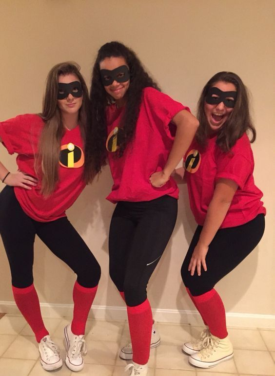 10 Funny and Scary Group Halloween Costumes Ideas for Girls and Teens
