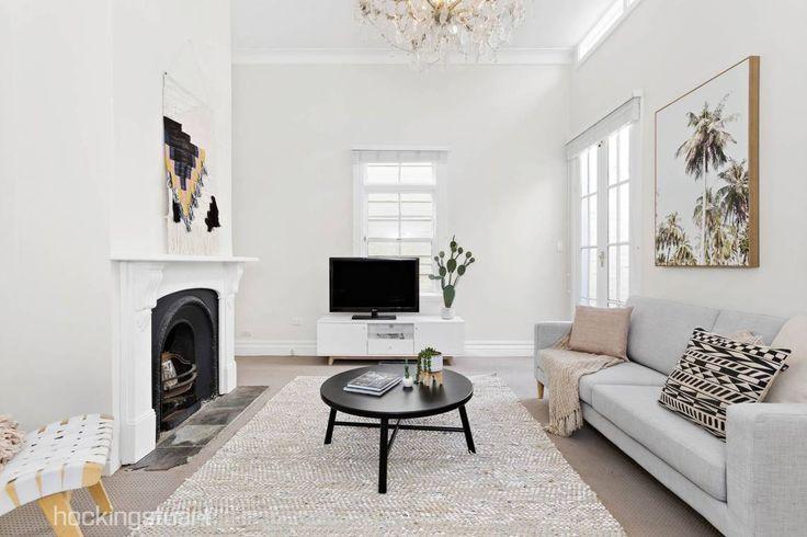 22 Gladstone Avenue, Armadale  Chic living room