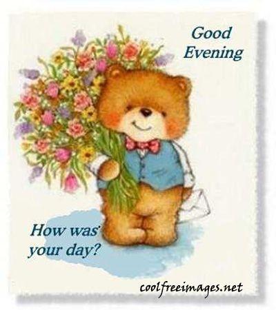 Good Evening.