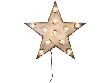 Lampa Ścienna Star — Kinkiety — KARE® Design
