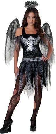 Фотографии девушек в костюме ангела