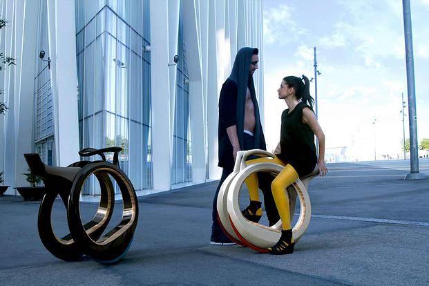 Future vehicle? - nice idea for #gpaward #mobility