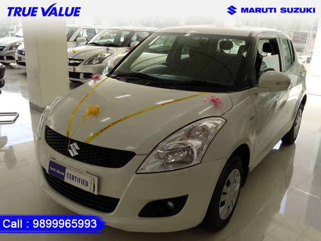 Make Maruti Suzuki Model Swift Variant Vdi Year 2014
