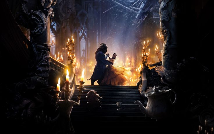 A Live Action Adaptation Of Disneys Version The Classic Beauty And Beast Tale Cursed Prince Beautiful Young Woman Who Helps Him Break