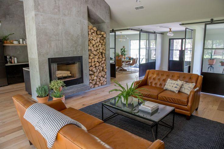 The Pick-a-door House | Season 4 | Fixer Upper | Magnolia Market | Living | Chip & Joanna Gaines | Waco, TX