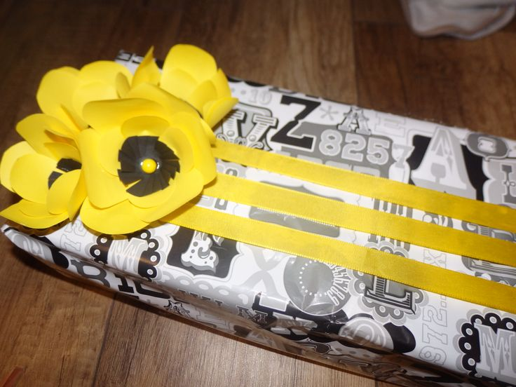 wraping flower