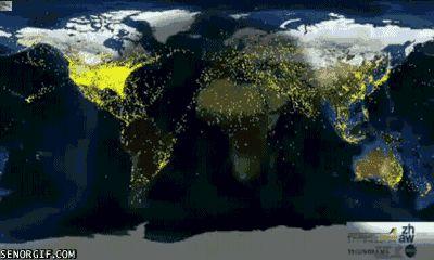 面白いほどよくわかる!世界の統計データを基にした世界地図25枚(後編).