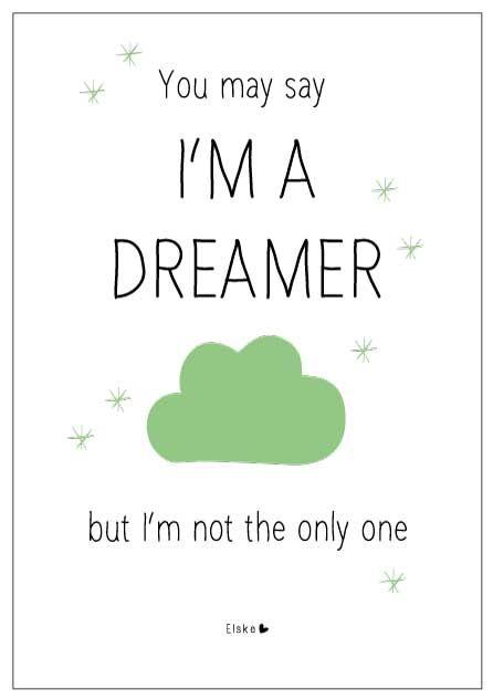 Dreamer | Elske | www.elskeleenstra.nl | #imagine