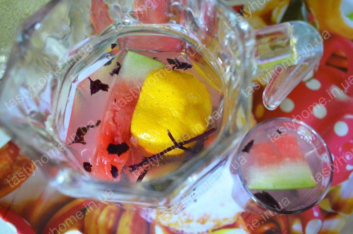 Арбузный лимонад от Джейми Оливера