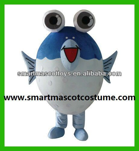 how to make fish costume for kids