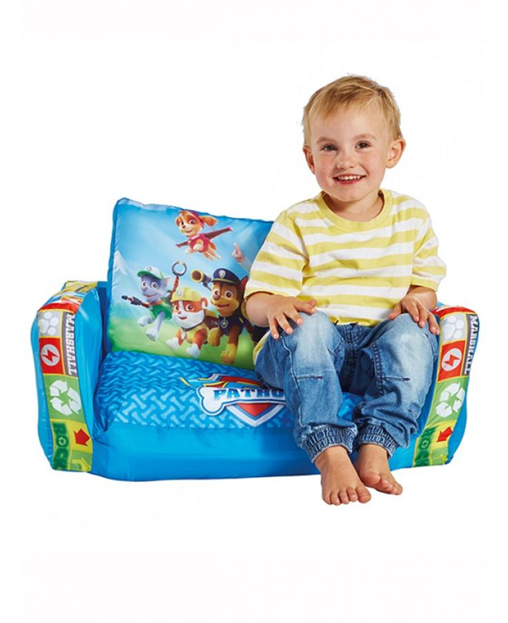 Price Right Home - Paw Patrol Flip Out Sofa | Bedroom | Furniture