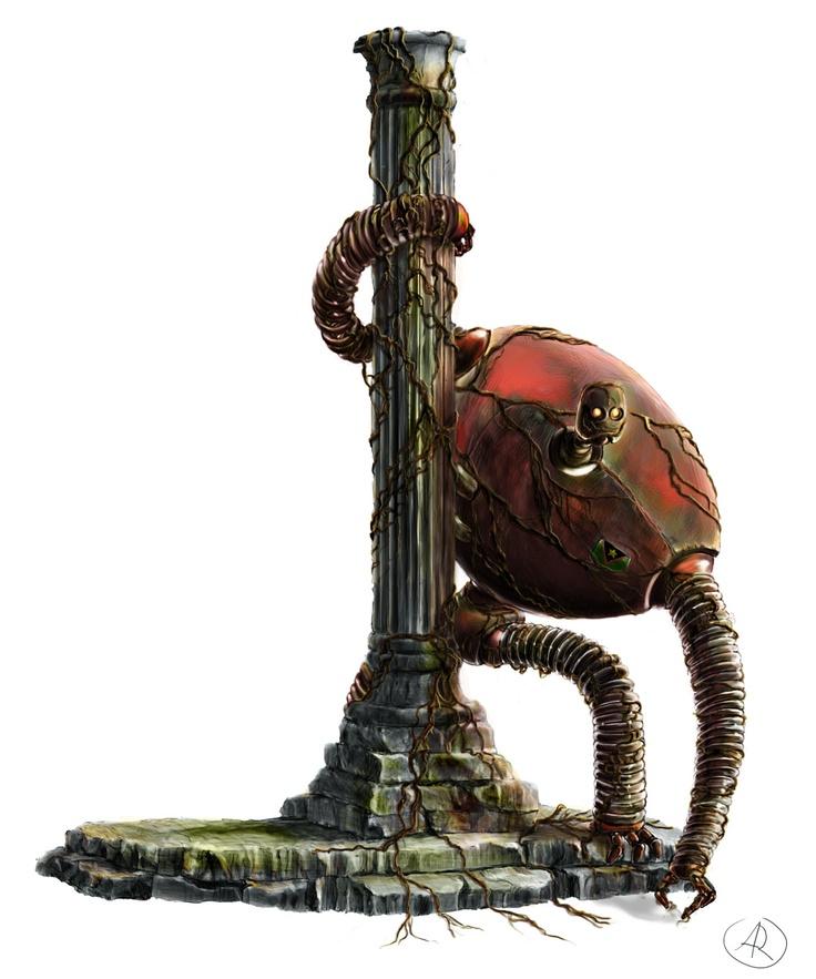 "Il Metarobot viaggiatore o il ""Metaviaggiatore"" -   The Metarobot traveler"