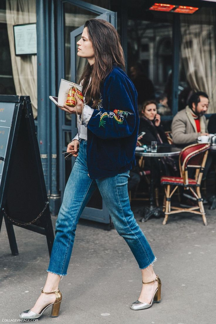 Stunning parisian street style trends 2017 ideas 14