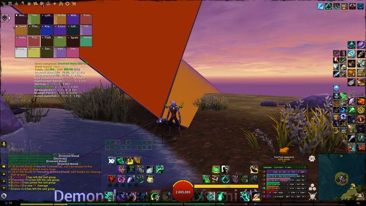 Physics interactions with the new races. Don't sit and fish. #worldofwarcraft #blizzard #Hearthstone #wow #Warcraft #BlizzardCS #gaming