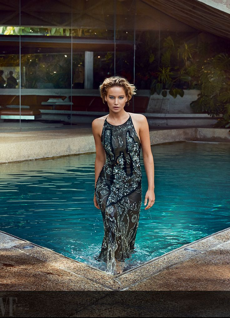 Vanityfair 2014 Magazine Jennifer Lawrence