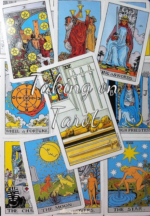 Universal Tarot: 668 Best Divination: Oracle & Tarot Images On Pinterest