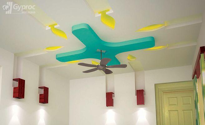 False ceiling drywall saint gobain gyproc india for False ceiling options india