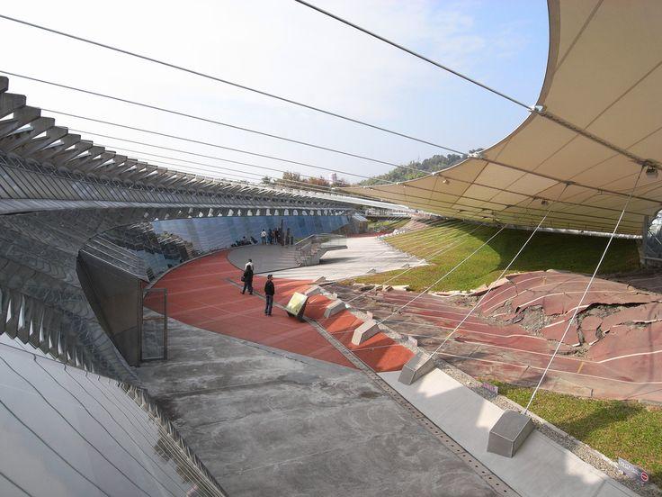 921-Earthquake Museum Jay W. Chiu und Chuang Hsueh-neng, 2004 46, Zhongzheng Road., Kengkou Vil., Wufeng Dist. Taichung