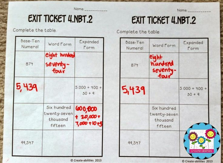 17 Best images about Exit or Admit Tickets for Student Responses – Ticket Examples