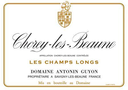 Chorey Champs Longs Guyon