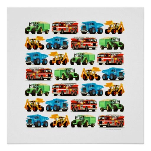 Everything For The Best Kids Construction Truck Birthday Party Custom Invitations T Shirts Themed