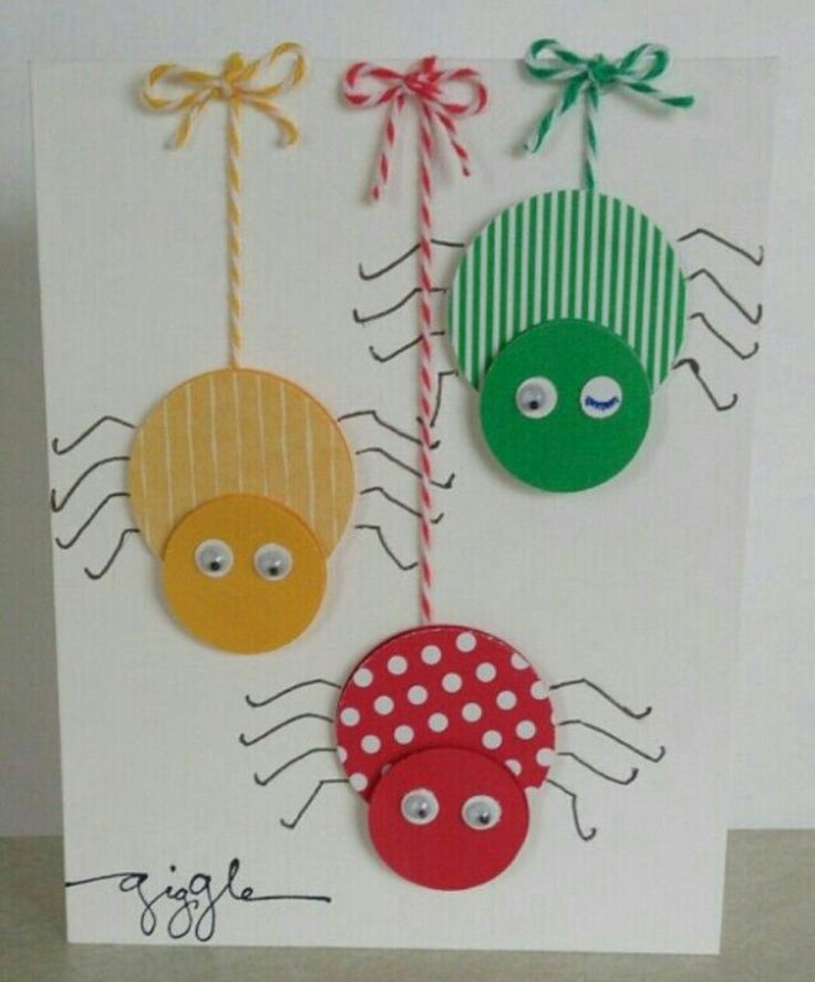 Spiders to make