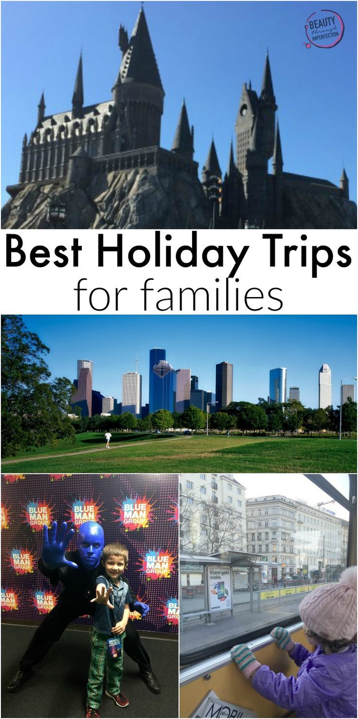 Fun places to travel for the holidays #travel #familytravel #holidaytravel #christmasbreak